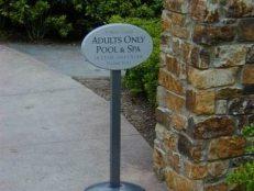 Amenity Sign