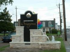 Fountain Sign