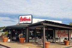 Restaurant and Retail Sign