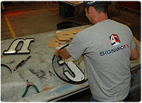 Houston Sign Manufacturing