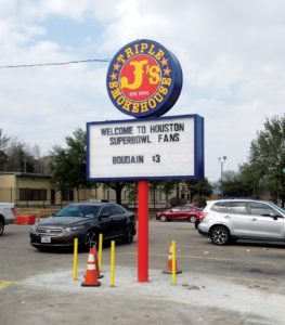 Houston Marquee Signage