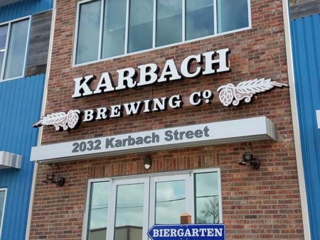 karbach channel letters