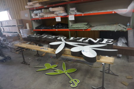 Houston Channel Letter Signs – 4D Signworx